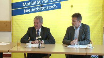 """Pressekonferenz """"Öffentlicher Verkehr"""" Uncut 2018 W4tv118"""