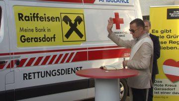 Neues Einsatzfahrzeug Für RK Gerasdorf 2019 W4tv152