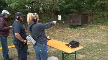 Pistolenschiessen Der Polizei Mistelbach 2019 W4tv151