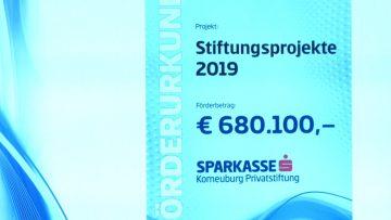 Stiftungsgala Der Sparkasse Korneuburg 2020 W4tv162