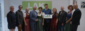 Eröffnung Der Geschäftstelle Der NÖ Landarbeiterkammer In Mistelbach W4tv174